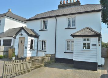 Thumbnail 2 bedroom semi-detached house for sale in North View Cottages, Ware Road, Widford, Hertfordshire