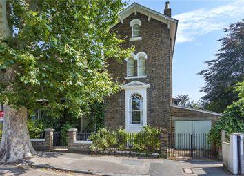 Church Terrace, London SE13. 4 bed semi-detached house