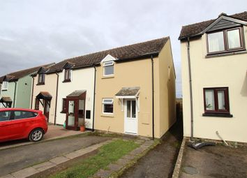 Thumbnail 2 bed terraced house for sale in Fosse Way, Bronllys, Brecon