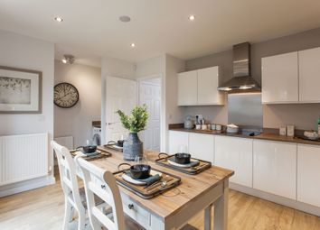 """Thumbnail 3 bedroom semi-detached house for sale in """"The Yarkhill"""" at Winchester Road, Boorley Green, Botley"""