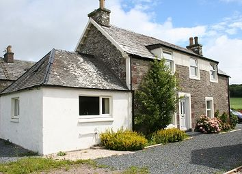 Thumbnail 2 bed cottage for sale in Castlewigg Cottage, Whithorn