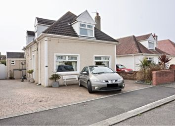 Thumbnail 4 bed detached bungalow for sale in Springfield Avenue, Porthcawl