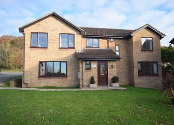 Thumbnail 5 bedroom detached house for sale in Silverburn Drive, Oakwood