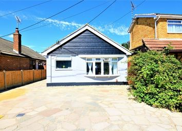 Thumbnail 2 bed detached bungalow for sale in Cassel Avenue, Canvey Island