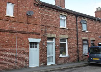 Thumbnail 2 bed terraced house for sale in Chapman Street, Market Rasen, Lincolnshire