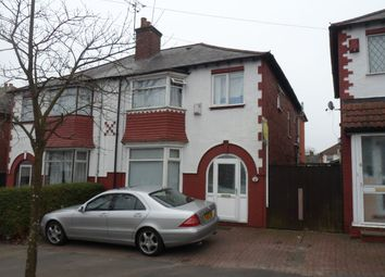 Thumbnail 4 bedroom semi-detached house for sale in Marion Road, Smethwick