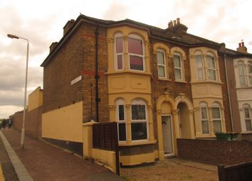Thumbnail 3 bedroom flat for sale in Terrace Road, Plaistow