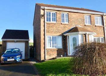 Thumbnail 2 bed semi-detached house for sale in Holly Bank, Whitehaven, Cumbria