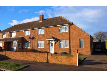 Thumbnail 3 bed semi-detached house for sale in Thorne Road, Minster