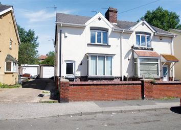 3 bed semi-detached house for sale in Frederick Street, Goldthorpe, Rotherham, South Yorkshire S63