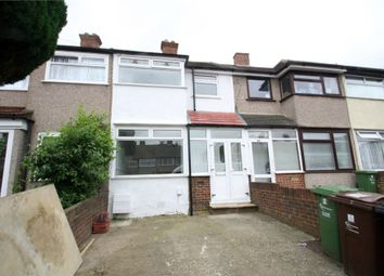 Thumbnail 4 bed terraced house to rent in Oval Road North, Dagenham, Essex