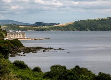 Thumbnail 4 bedroom flat for sale in Fort Picklecombe, Maker, Torpoint, Cornwall