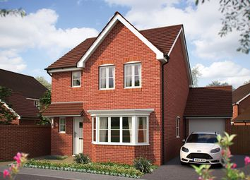 "Thumbnail 3 bed detached house for sale in ""The Epsom"" at Southam Road, Radford Semele, Leamington Spa"