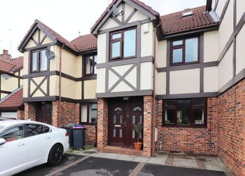 Thumbnail 4 bed terraced house for sale in Leckenby Close, Boothstown, Manchester