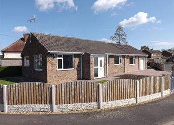 Thumbnail 4 bed bungalow for sale in Clifton Avenue, Barlborough, Chesterfield
