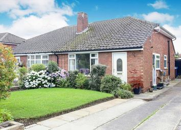 Thumbnail 2 bed bungalow for sale in Rosthernmere Road, Cheadle Hulme, Cheshire