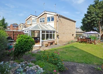 Thumbnail 3 bed semi-detached house for sale in Tithe Close, Acomb, York