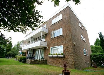 Thumbnail 2 bed flat for sale in Crichel Mount Road, Evening Hill, Poole, Dorset