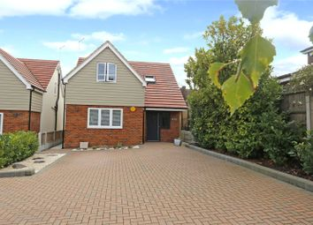 Thumbnail 3 bed detached house for sale in Laurel Mews, Thundersley