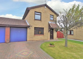 Thumbnail 3 bed detached house for sale in Elsham Close, Bramley, Rotherham