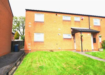 Thumbnail 2 bed flat for sale in Shaw Gardens, Stafford