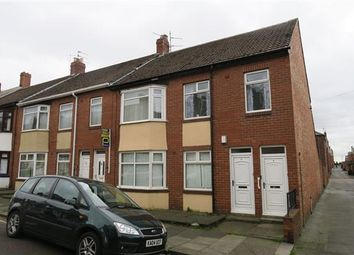 Thumbnail 2 bed flat for sale in Oxford Street, South Shields