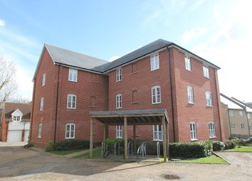Thumbnail 2 bed flat to rent in Groves Close, Mile End Road, Colchester