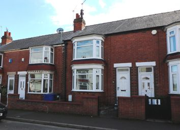 Thumbnail 2 bed terraced house for sale in Westmorland Street, Doncaster