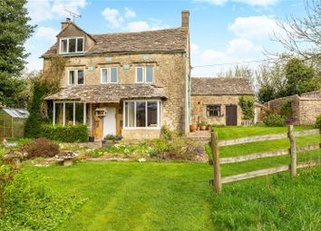 Thumbnail 5 bed detached house for sale in Oakridge Lynch, Stroud, Gloucestershire