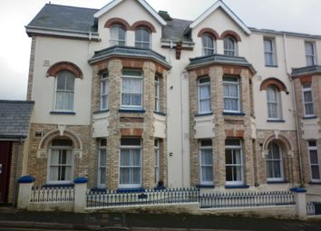 Thumbnail 1 bedroom flat to rent in Granville Road, Ilfracombe