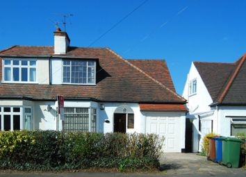 Thumbnail 3 bed property to rent in The Glen, Pinner
