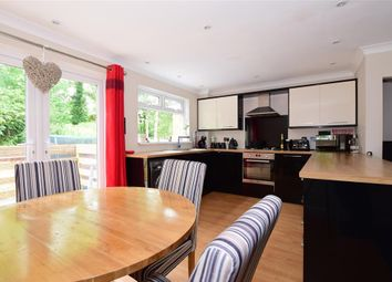 Thumbnail 3 bed terraced house for sale in Brookside Crescent, Wroxall, Isle Of Wight