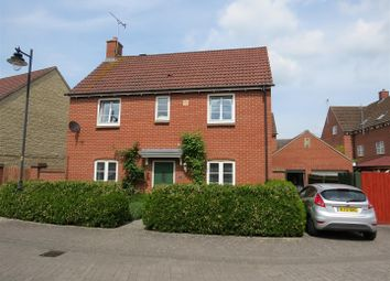 Thumbnail 3 bed detached house for sale in Barbel Close, Calne
