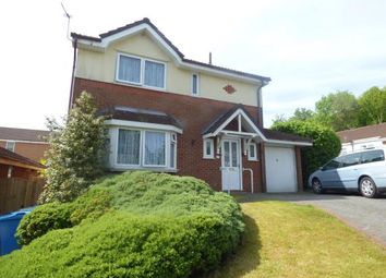Thumbnail 4 bed detached house for sale in Wolverton Drive, Runcorn, Cheshire