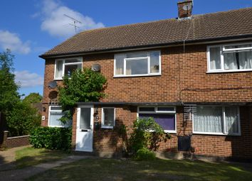 Thumbnail 2 bed maisonette for sale in Meadow Close, London Colney