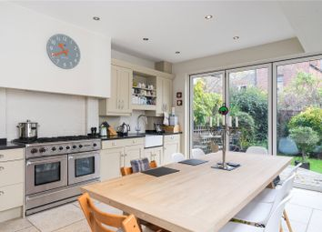 5 bed terraced house for sale in St. Albans Avenue, Chiswick, London W4