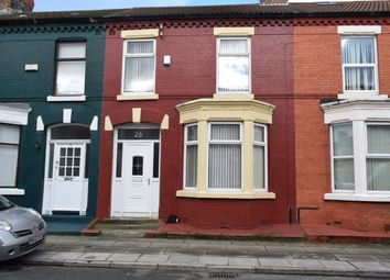 Thumbnail 5 bedroom shared accommodation to rent in Ancaster Road, Liverpool