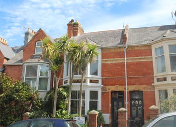Thumbnail 3 bed terraced house to rent in Kempston Road, Weymouth