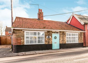 Thumbnail 2 bed bungalow for sale in High Street, Hopton, Diss