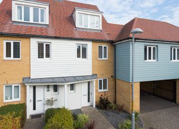 Thumbnail 3 bed town house for sale in Godfrey Marchant Grove, Repton Park, Ashford