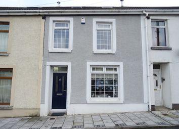 Thumbnail 3 bed terraced house for sale in Oakland Terrace, Rhymney, Tredegar