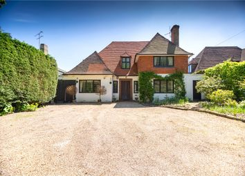 Thumbnail 4 bedroom detached house for sale in London Road, Sunningdale, Ascot, Berkshire