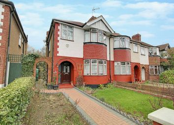 Thumbnail 3 bed end terrace house for sale in Whitton Avenue West, Greenford
