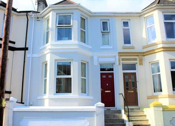 Thumbnail 3 bed terraced house for sale in Moorland Avenue, Plymouth, Devon