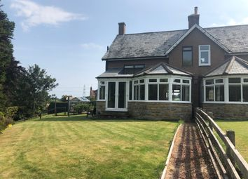 Thumbnail 3 bed semi-detached house to rent in The Croft, Whittingham, Alnwick