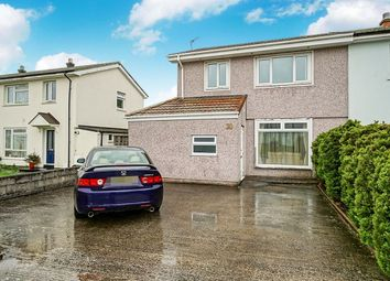 3 bed semi-detached house for sale in Shaldon Crescent, West Park, Plymouth PL5