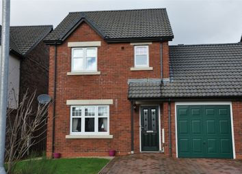 Thumbnail 3 bed semi-detached house for sale in Sydney Gardens, Lockerbie, Dumfries And Galloway