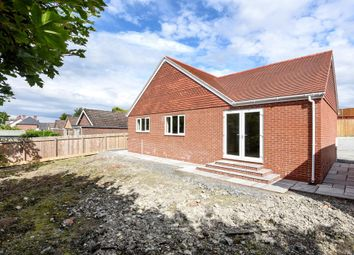 Thumbnail 4 bedroom detached bungalow for sale in Pentrosfa, Llandrindod Wells