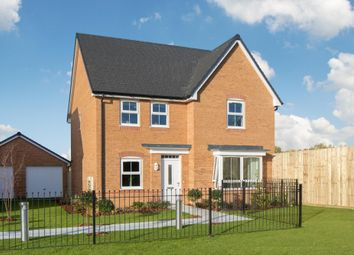"Thumbnail 4 bed detached house for sale in ""Wroxham"" at Hamble Lane, Bursledon, Southampton"