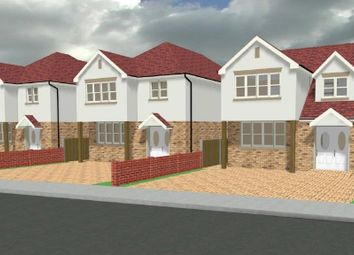 Thumbnail 4 bed detached house for sale in Plot 1, 3 The Spinneys, Hockley